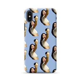 Kendall Jenner funny  iPhone XS Case
