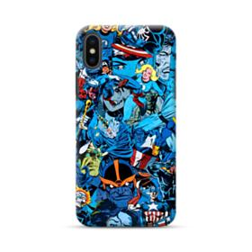 Marvel Superheroes iPhone XS Case