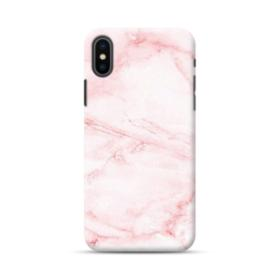 Pink Marble iPhone XS Case