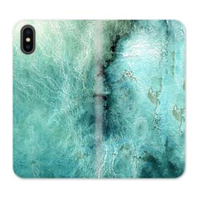 Watercolor iPhone XS Max Wallet Leather Case