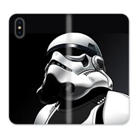 Star Wars Stormtrooper iPhone XS Max Wallet Leather Case