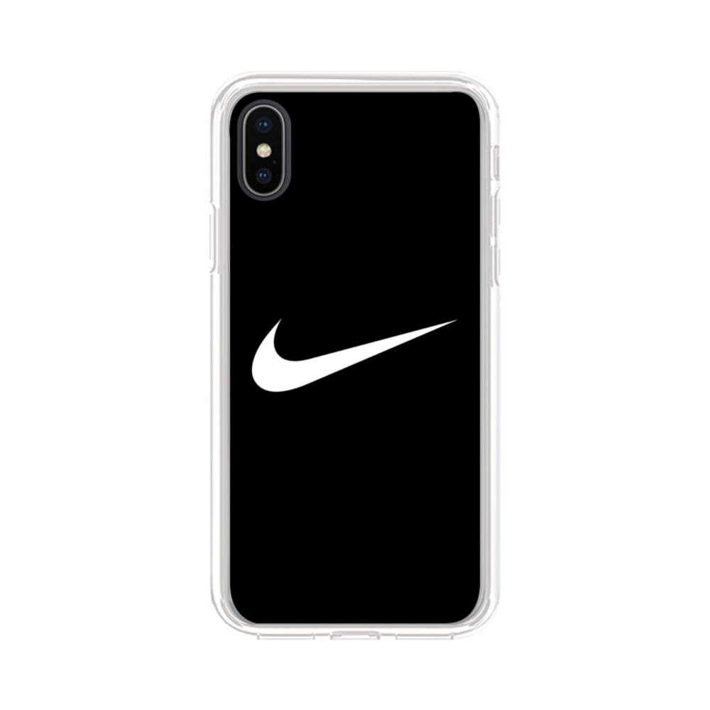 quality design fb55b 4baa9 clear nike case