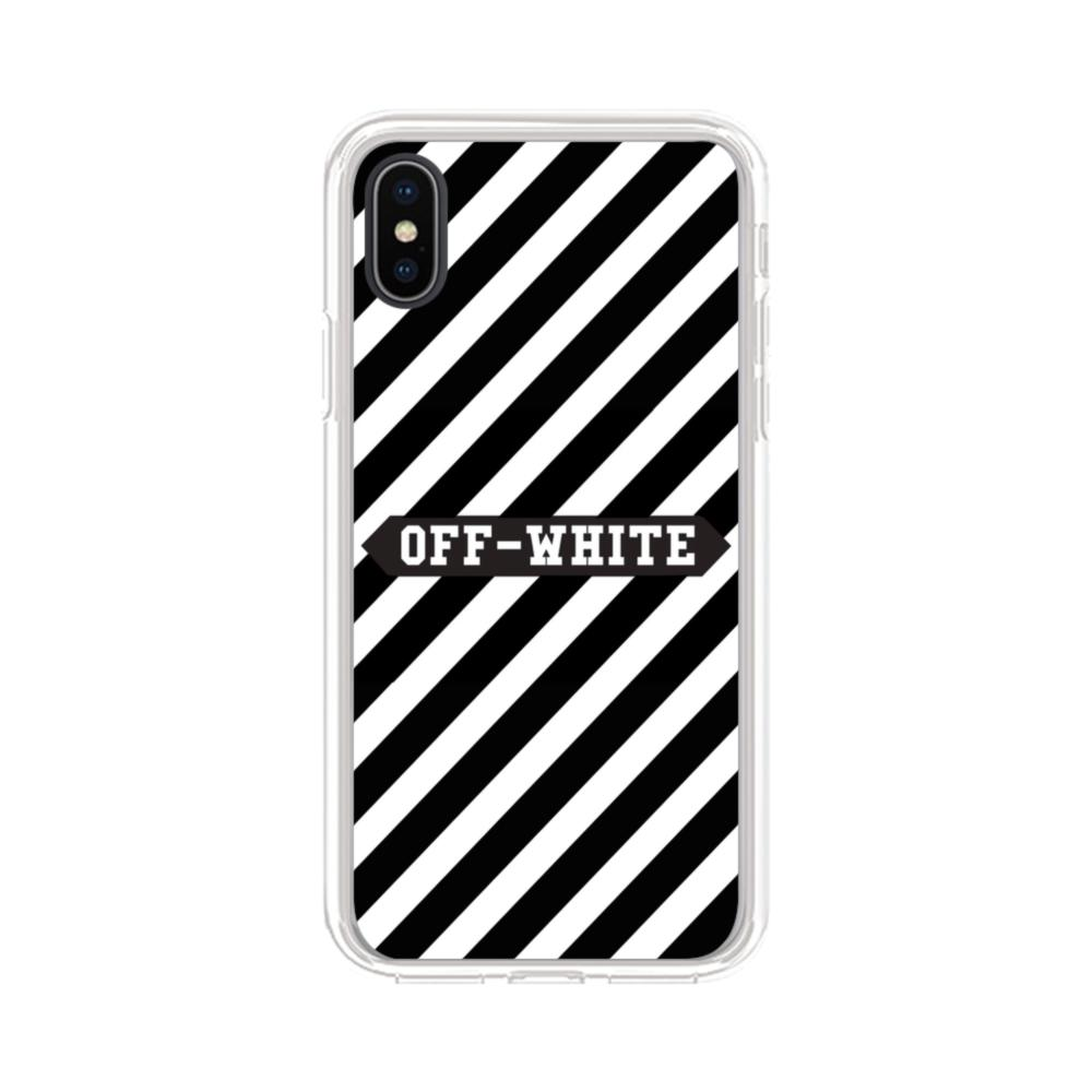 offwhite iphone xs case