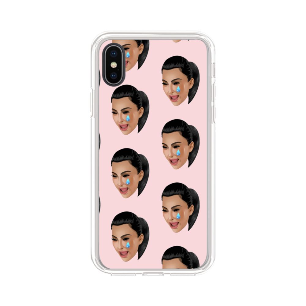 iphone xs max case emoji