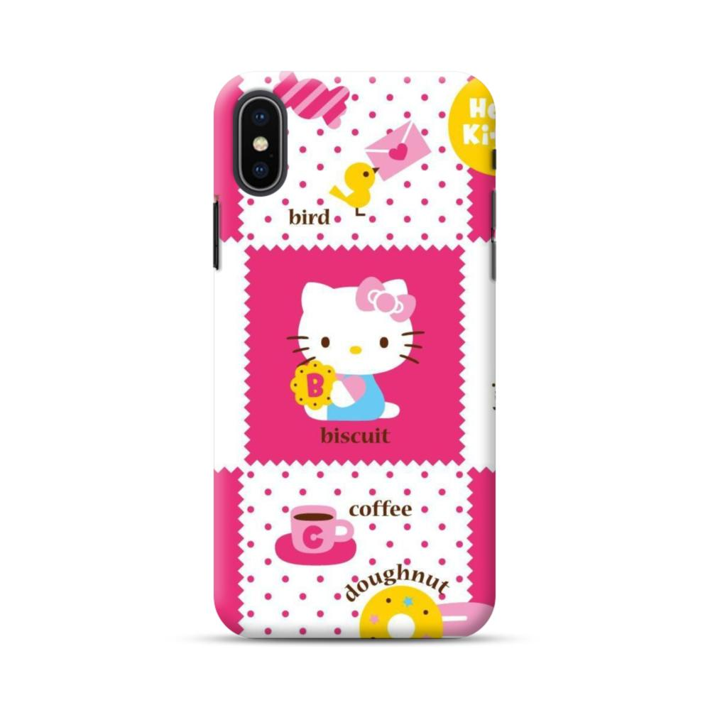 best sneakers 7714c e8923 Hello Kitty Pinky White iPhone XS Max Case