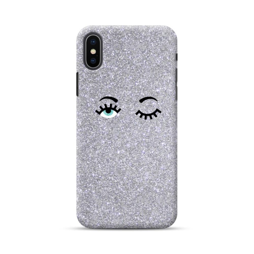iphone xs sparkle case