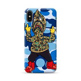 Cool Camo Illustration iPhone XS Max Case
