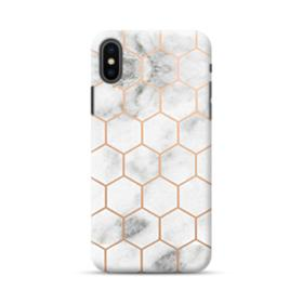 Honeycomb Marble iPhone XS Max Case