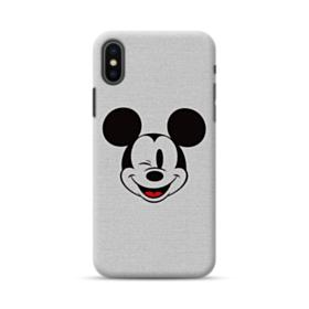 Mickey Smile iPhone XS Max Case
