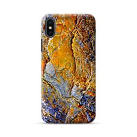 Colorful Stone Veins iPhone XS Max Case