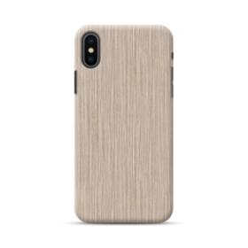 Light Walnut Wood  iPhone XS Max Case