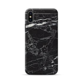 Black & White Marble iPhone XS Max Case
