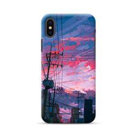 Sunset Houses iPhone XS Max Case