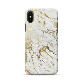 Gold Leaf Marble iPhone XS Max Case