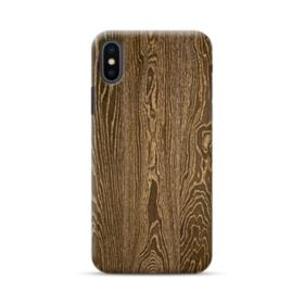 Highland Hickory Wood iPhone XS Max Case