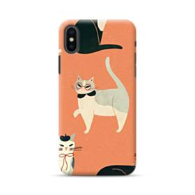 Cats iPhone XS Max Case