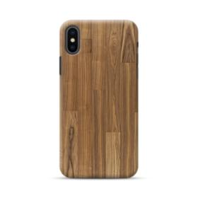 Asheville Hickory Wood iPhone XS Max Case