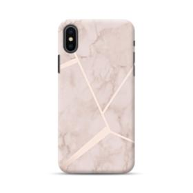 Fractal Geometric Marble iPhone XS Max Case
