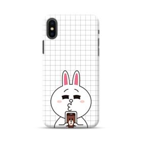 Line Friends Cony in Love iPhone XS Max Case