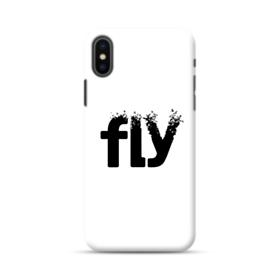 Birds Fly Sign iPhone XS Max Case