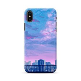 Sunset City Sky iPhone XS Max Case