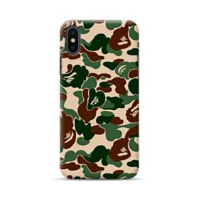 AAPE Camouflage Design iPhone XS Max Case