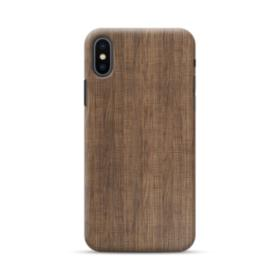 Bruce American Vintage Tawny Oak Wood iPhone XS Max Case
