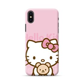 Pink Hello Kitty Iphone Xs Max Case