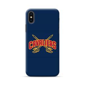 Cleveland Cavaliers Crisscrossed Swords iPhone XS Max Case