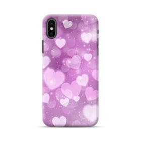 Aurora Hearts iPhone XS Max Case