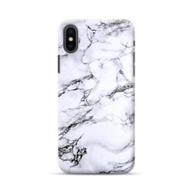 White Marble iPhone XS Max Case