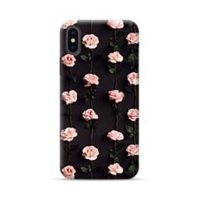 Lovely Pink Roses iPhone XS Max Case