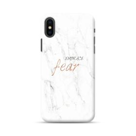 Embrace Fear Marble iPhone XS Max Case