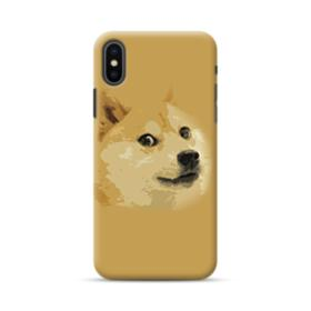 Doge meme iPhone XS Max Case
