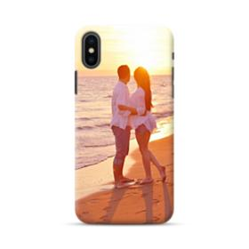 Lover Beach Sunset iPhone XS Max Case