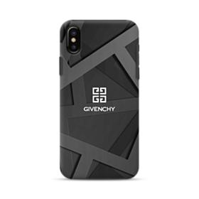 Givenchy Men iPhone XS Max Hybrid Case