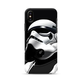Star Wars Stormtrooper iPhone XS Max Hybrid Case