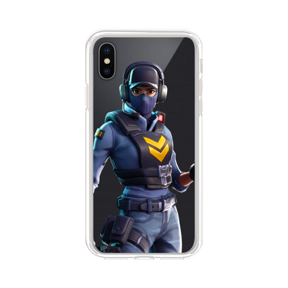 Fortnite Leaked Skins,counter Strike,video Games,epic Games, iPhone XS  Clear Case