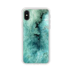 Watercolor iPhone XS Clear Case