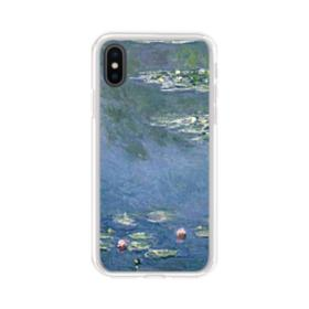 Water Lilies iPhone XS Clear Case