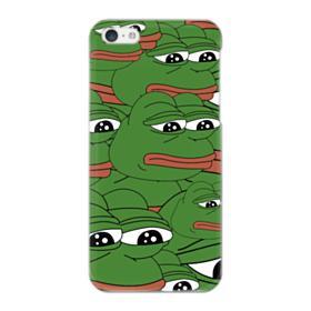Sad Pepe frog seamless iPhone 5C Case