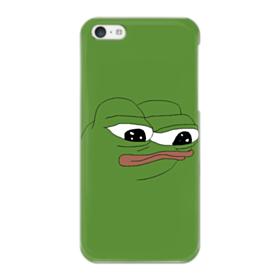 Sad Pepe frog iPhone 5C Case