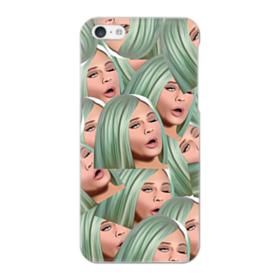 Kylie Jenner funny emoji kimoji iPhone 5C Case