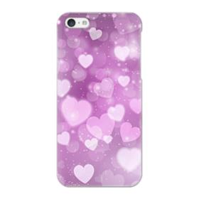 Aurora Hearts iPhone 5C Case