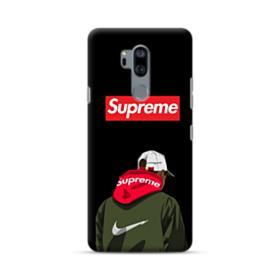 Supreme x Nike Hoodie LG G7 Case