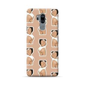 Kim kardashian butt Kimoji  LG G7 Case