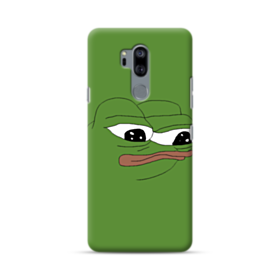 Sad Pepe frog LG G7 Case