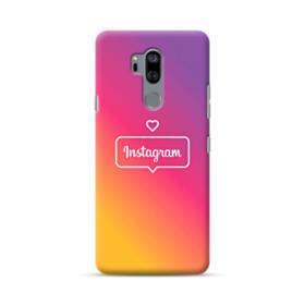 I Love Instagram LG G7 Case