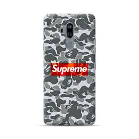 Bape x Supreme LG G7 Case