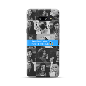 Funniest Kim Kardashian meme LG G8 ThinQ Case